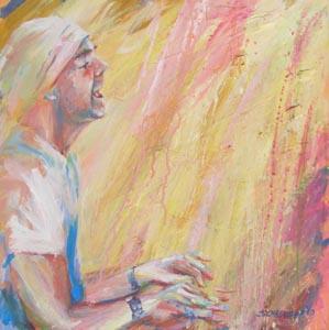 phinx painted by Geert Schreuder